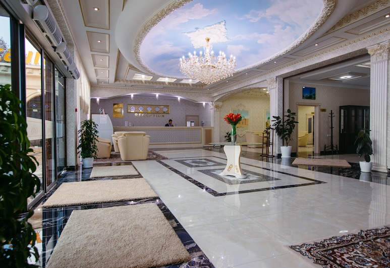 Grand Hotel Sogdiana, Samarkand