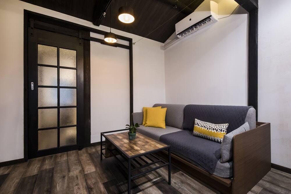 Design-Stadtwohnung (Shiki Homes TOKI) - Wohnbereich