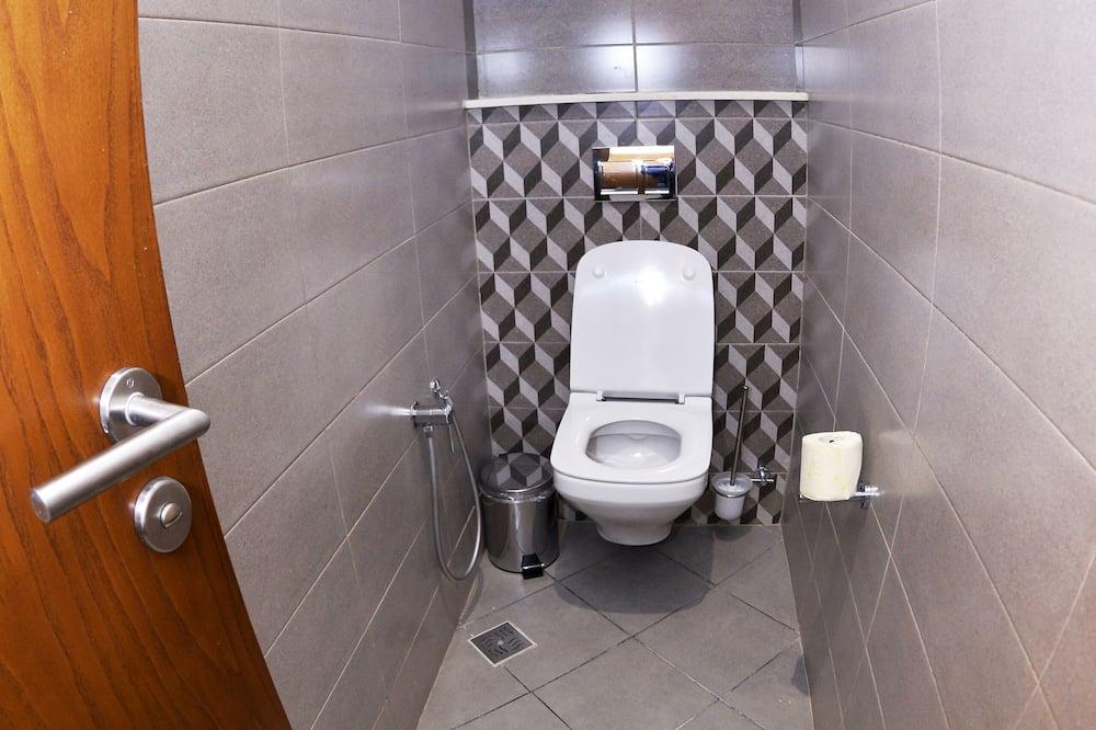 Luxury - kolmen hengen huone - Kylpyhuoneen mukavuudet