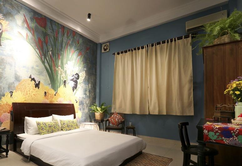 OYO 730 Que Mot Cuc, Ho Chi Minh City, Quarto Duplo, Quarto
