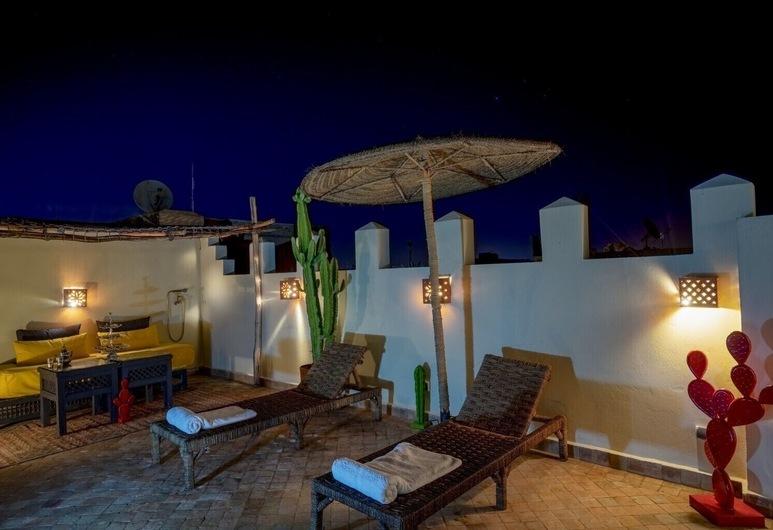 RIAD CLEFS D'ORIENT, Marrakech, Terrasse/patio