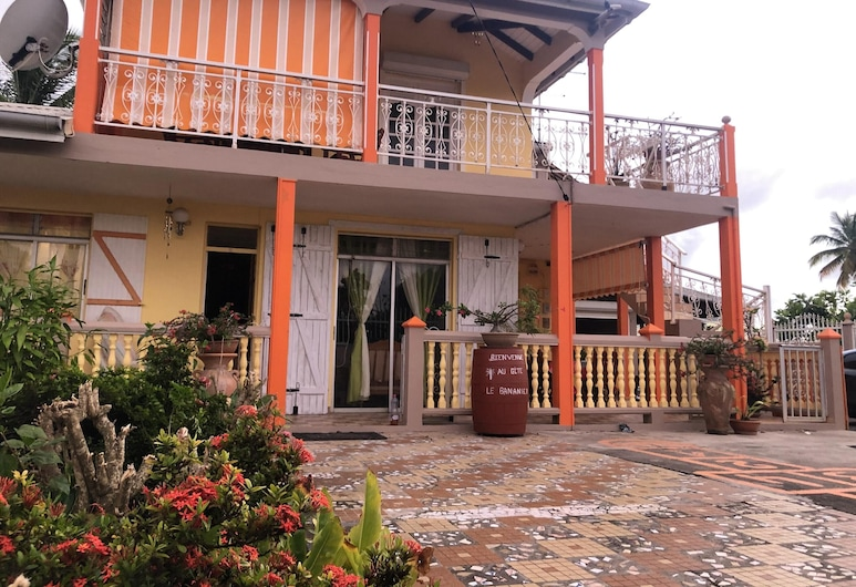 Apartment With 2 Bedrooms in Capesterre de Marie Galante, With Furnished Balcony and Wifi, Capesterre-de-Marie-Galante