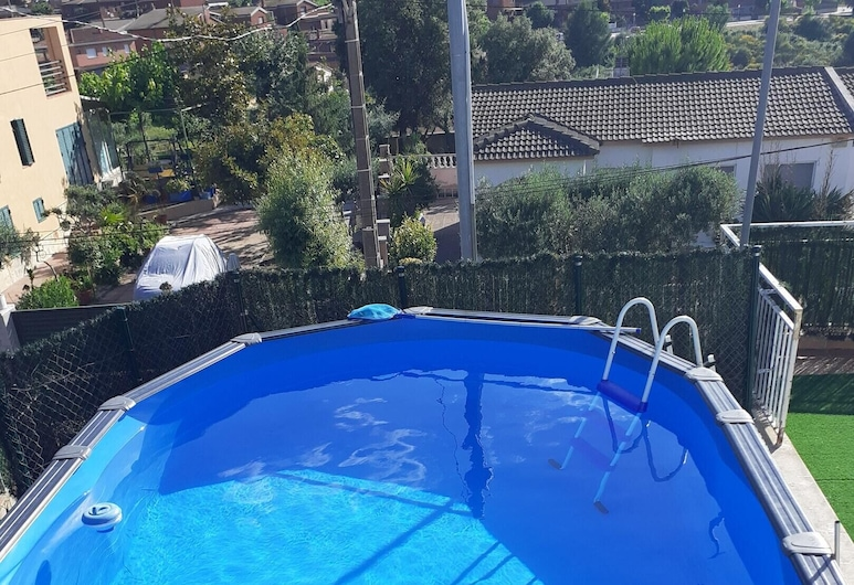 House With 4 Bedrooms in Can Parellada, With Wonderful Mountain View, Private Pool, Furnished Terrace - 45 km From the Beach, Masquefa, Piscina