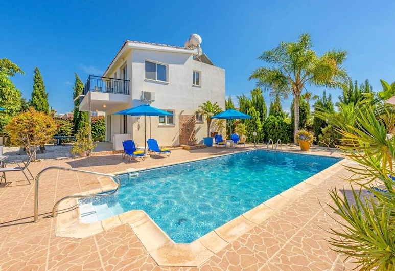 Villa With 3 Bedrooms in Peyia, With Wonderful sea View, Private Pool, Terrace - 600 m From the Beach, Pegeia