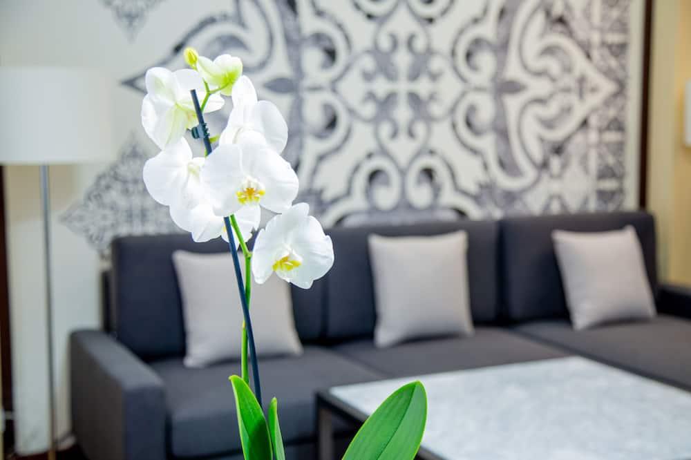 Luksuzna soba - Dnevni boravak