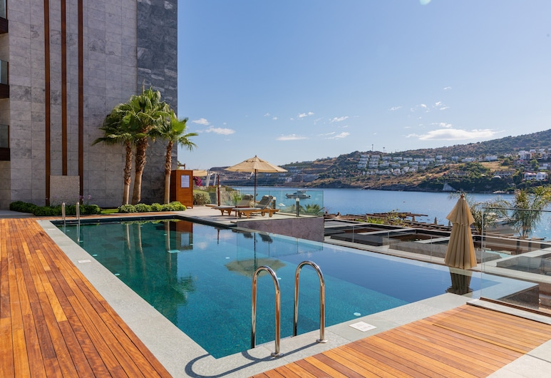 Mare Deluxe Residence, Bodrum, Outdoor Pool