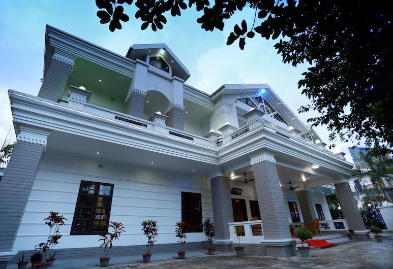 Novem Inn & Holidays, Sylhet, Fachada del hotel