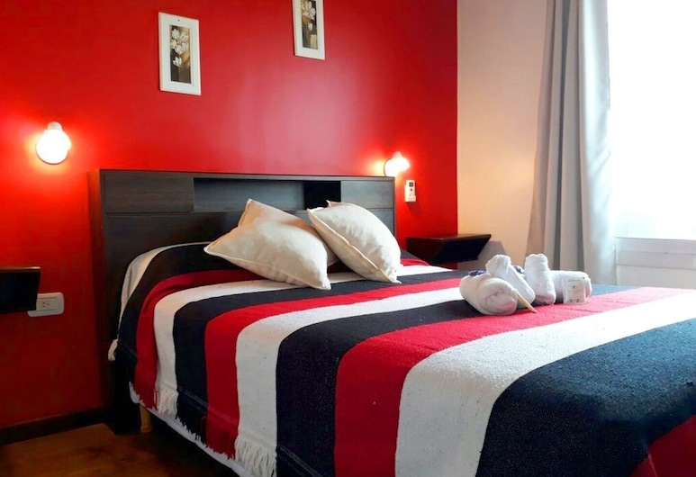 Apartamentos Barranca de Termas, סן חוזה, דירה משפחתית, 2 חדרי שינה, 2 חדרי רחצה, אזור החצר, חדר