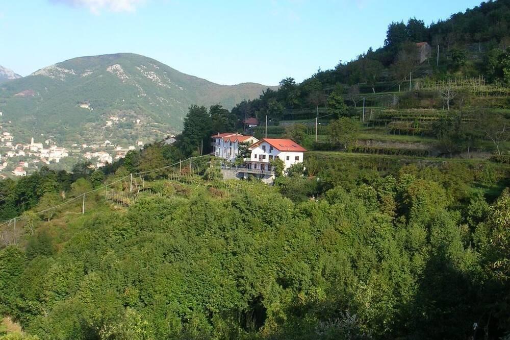 Панорамный номер - Вид на горы