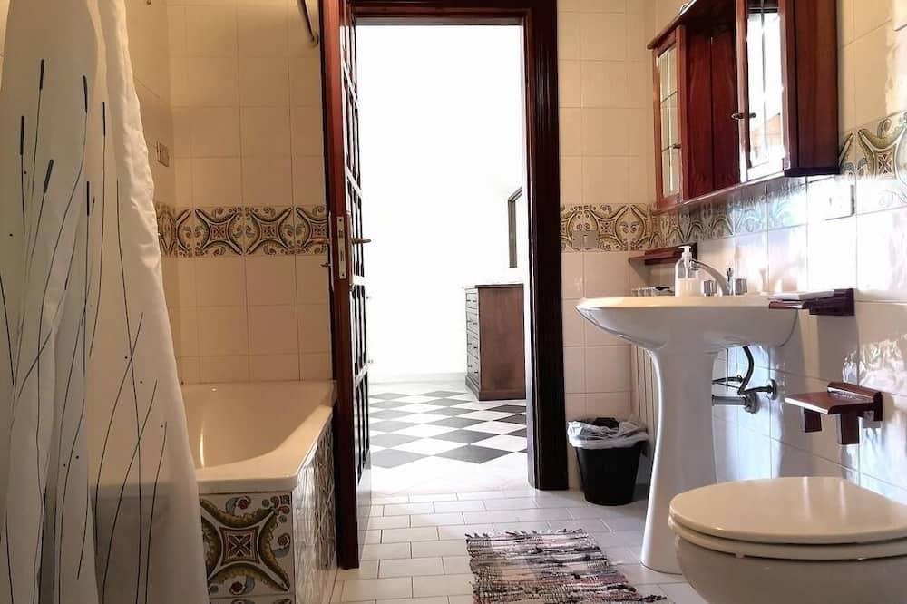 Панорамный номер - Ванная комната