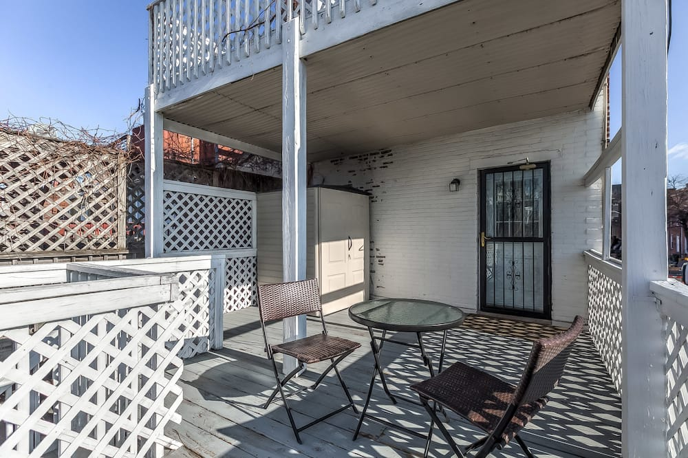 Dom (Luxury Home Steps From ConvCenter&Sta) - Balkón