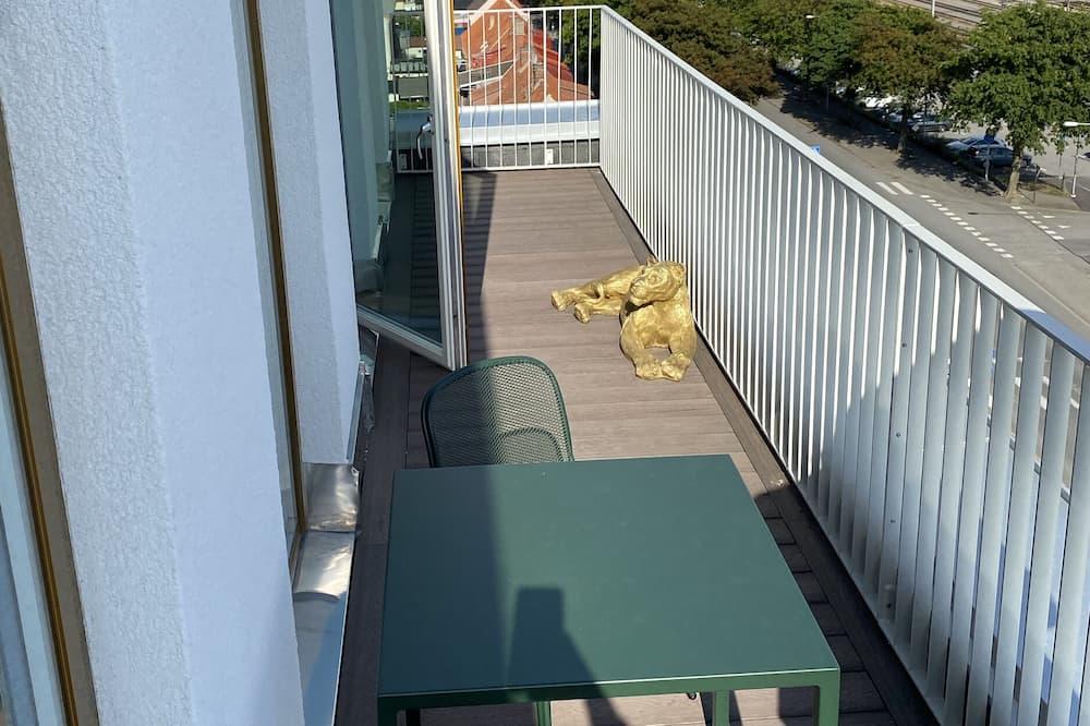 套房 (Saint Tropez) - 陽台
