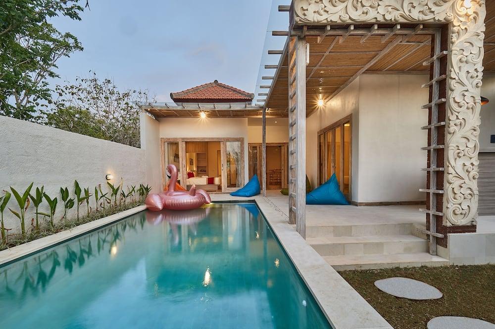 Villa, 2 Yatak Odası, Kişiye Özel Havuzlu - Havuz