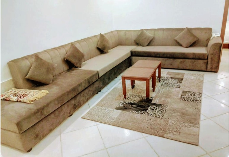 Masia Hira, Jeddah, Apartment, 1 Schlafzimmer, Wohnzimmer