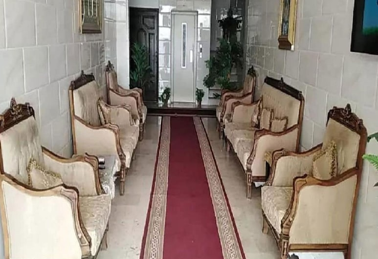 الحمدانية الراقي , جدة, منطقة الجلوس في الردهة