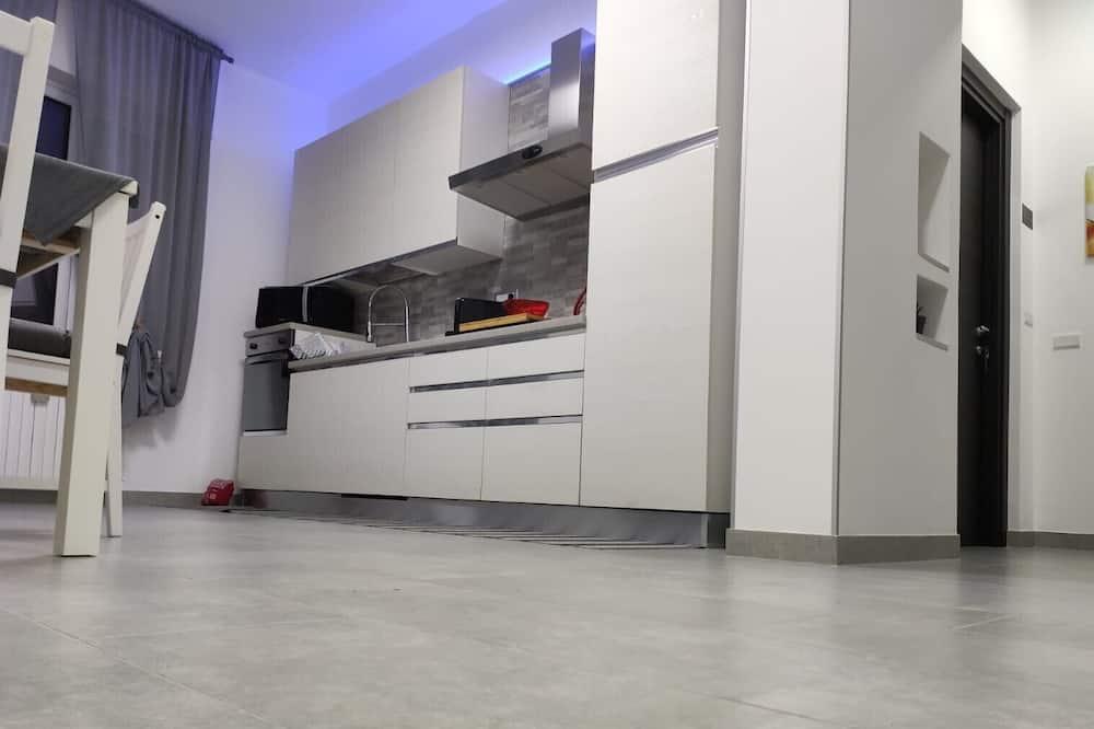 Luxury-Doppelzimmer - Gemeinschaftsküche