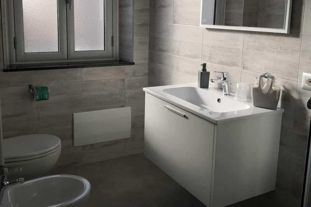 Luxury-Doppelzimmer - Badezimmer