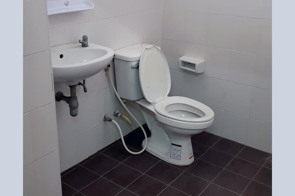 Двухместный номер базового типа с 1 двуспальной кроватью - Ванная комната