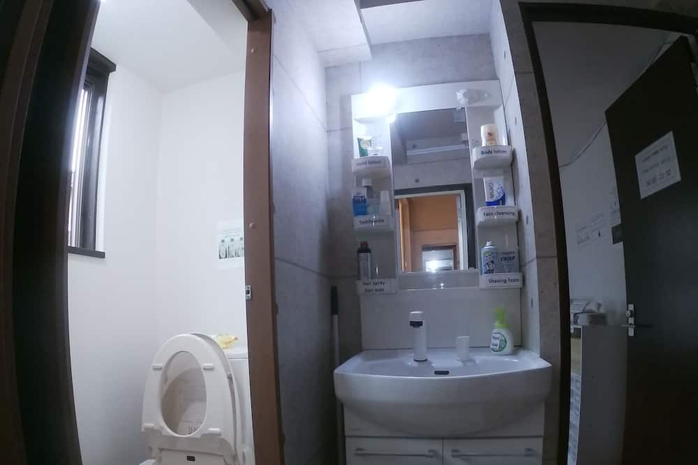 غرفة فردية (Budget, 203) - حوض الحمام