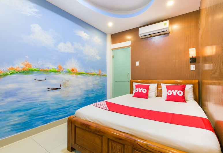 OYO 701 Avatar 2 Hotel, Ho Chi Minh City, Standard Double Room, Guest Room