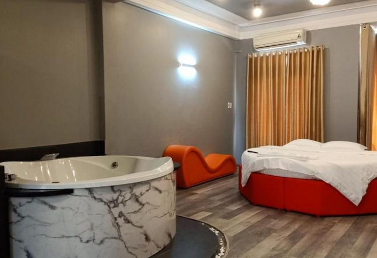 OYO 705 Lucy House, Ho Chi Minh City, Double Room, Guest Room