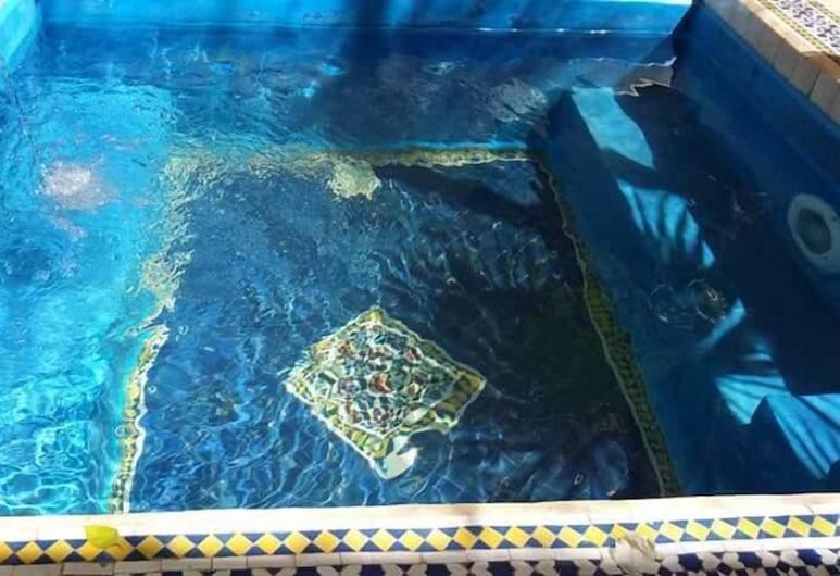 錫瑟爾庭院飯店 - 僅供成人入住, 馬拉喀什, 游泳池