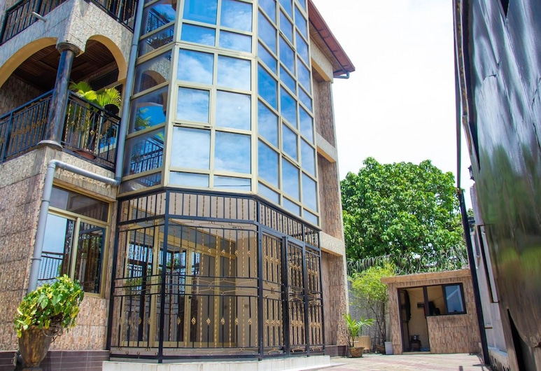 Apartment With 3 Bedrooms in Kinshasa, With Balcony and Wifi, Kinshasa