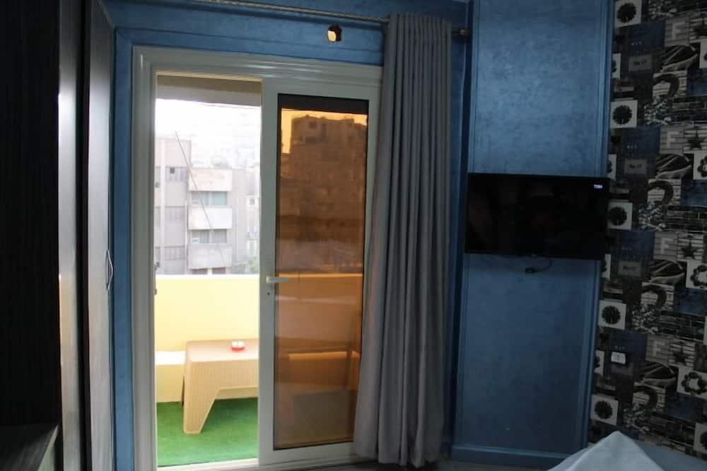 Jednolôžková izba - Balkón