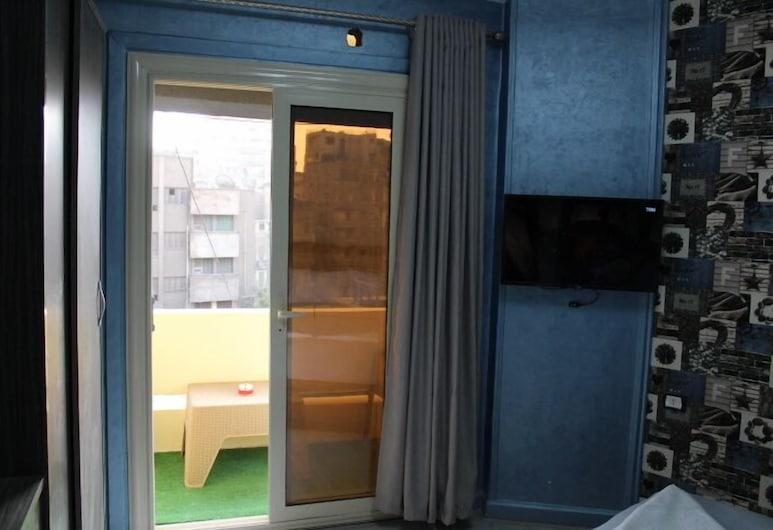 Sunset Hotel Cairo, Cairo, Single Room, Balcony