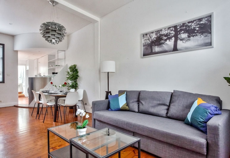 Apartment Hyde Park - Sturt Street, Darlinghurst, Deluxe Apartment, Living Room