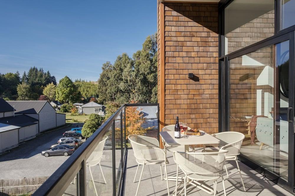 Ексклюзивні апартаменти - Балкон