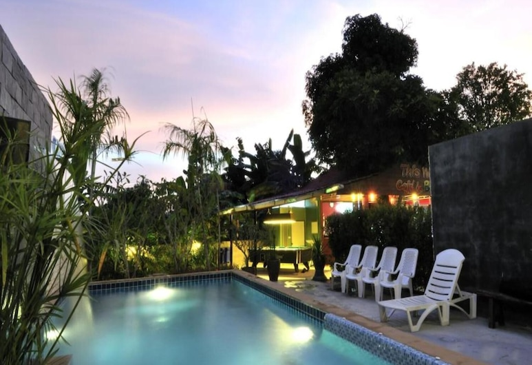 Serene Villa, Chalong, Pool