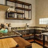 Apartmán typu Comfort - Spoločná kuchyňa