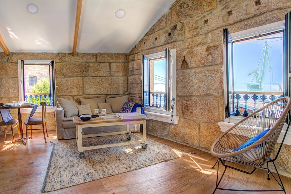 Honeymoon huis, 1 slaapkamer - Woonruimte