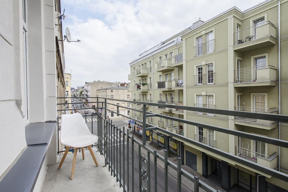 Comfort Apartment - Pemandangan Balkoni