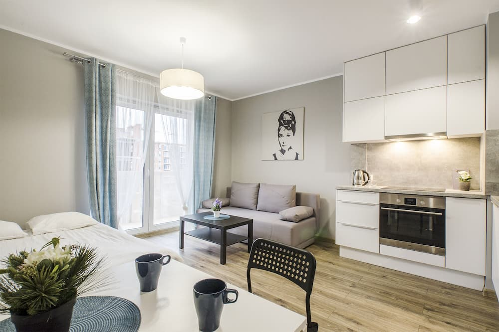 City-Apartment - Zimmer