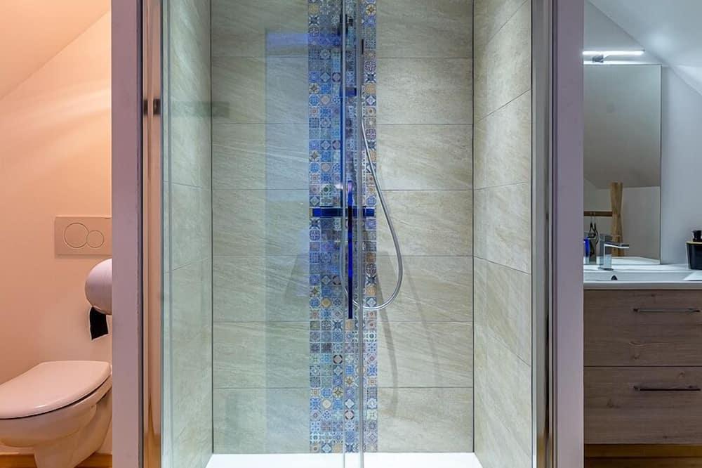 Design Apartment, Hot Tub (Suite SPAtio) - Bathroom