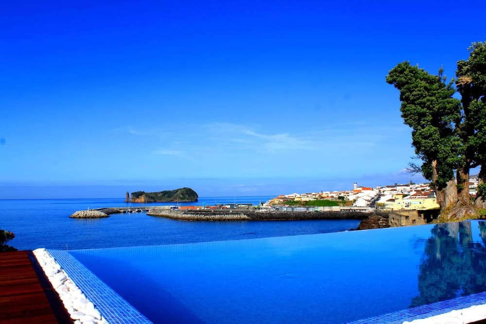 Villa With 5 Bedrooms in Vila Franca Do Campo, With Wonderful sea View, Private Pool, Furnished Terrace