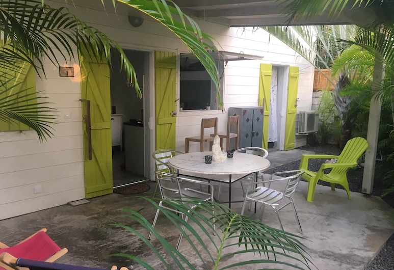 House With 2 Bedrooms in La Saline-les-bains, With Enclosed Garden and Wifi - 100 m From the Beach, Saint-Paul
