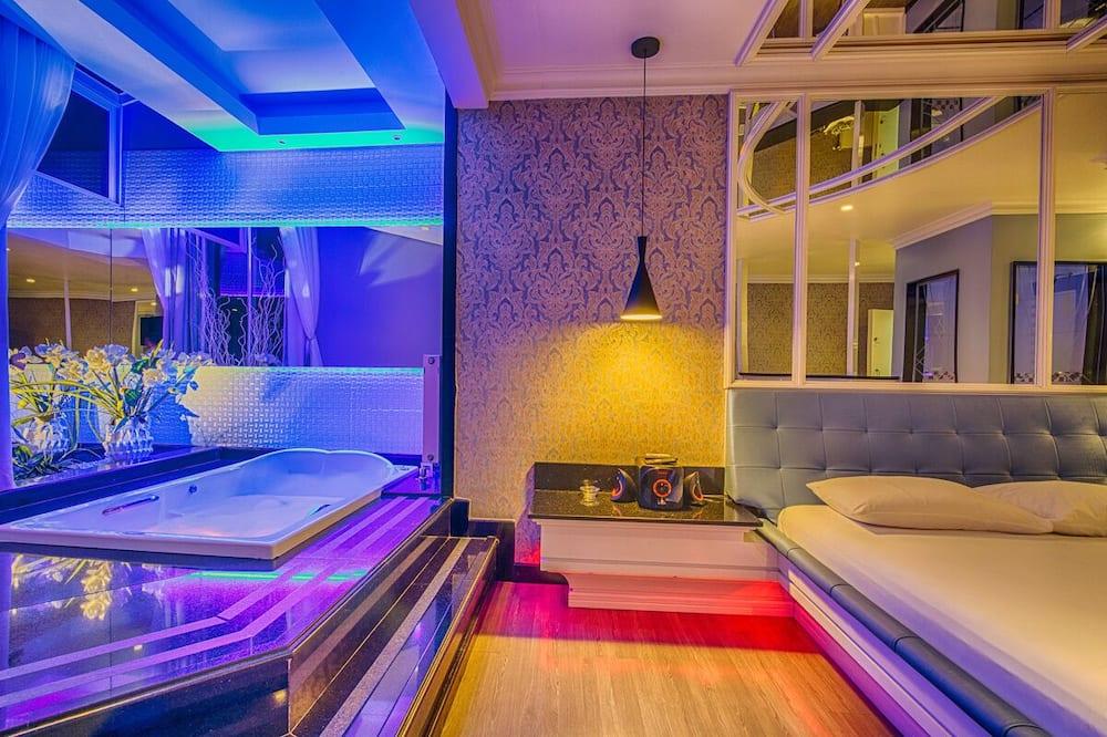 Dvojlôžková izba typu Exclusive - Hosťovská izba