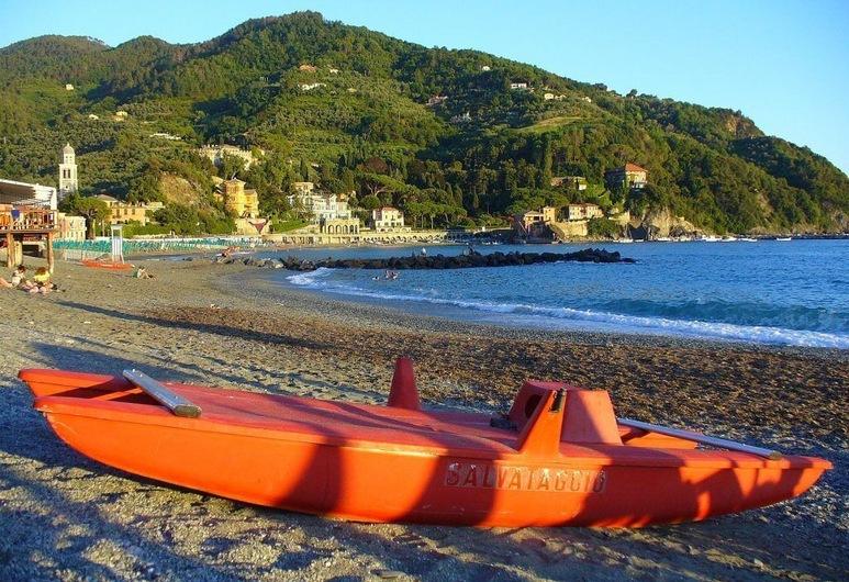 萊萬托阿里亞設計民宿, Levanto, 海灘