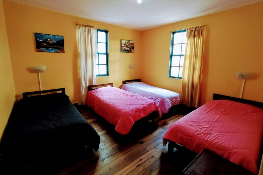 Shared Dormitory, 4 Beds, Mix Dorm - Gästrum