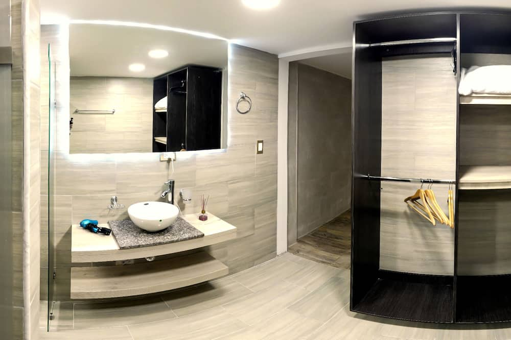 Deluxe Single Room (4) - Bathroom