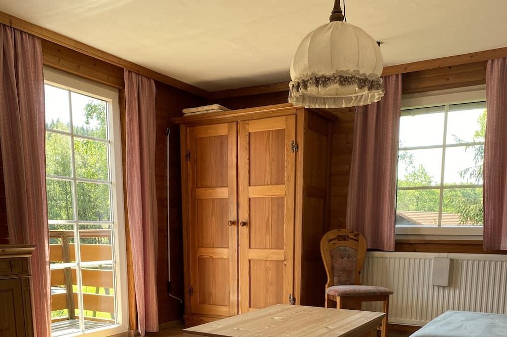 Cottage (Kathl-Haus) - Living Area