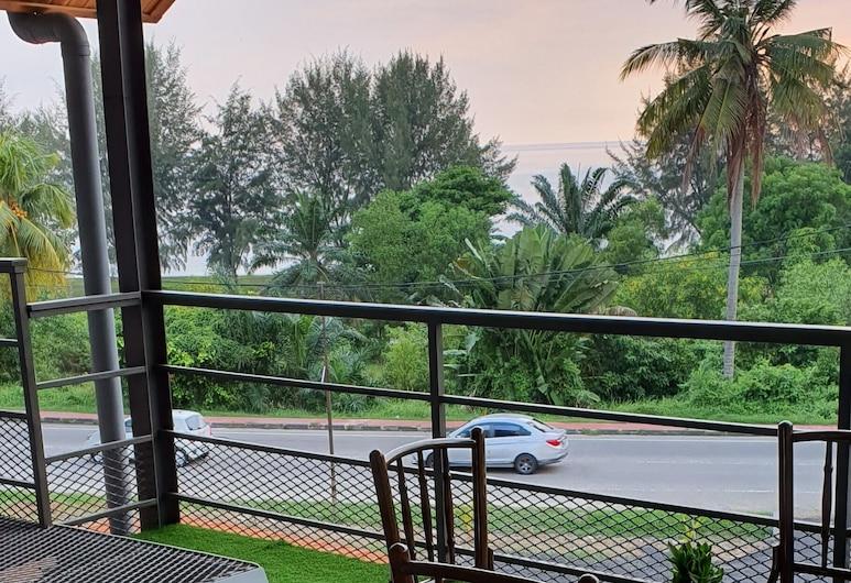 PD Guesthouse, Port Dickson, Balkonas