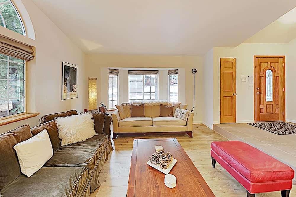 Ferienhaus, 4Schlafzimmer - Wohnzimmer