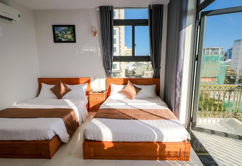 Neva Hotel Nha Trang, Nha Trang, Štvorlôžková izba, Hosťovská izba