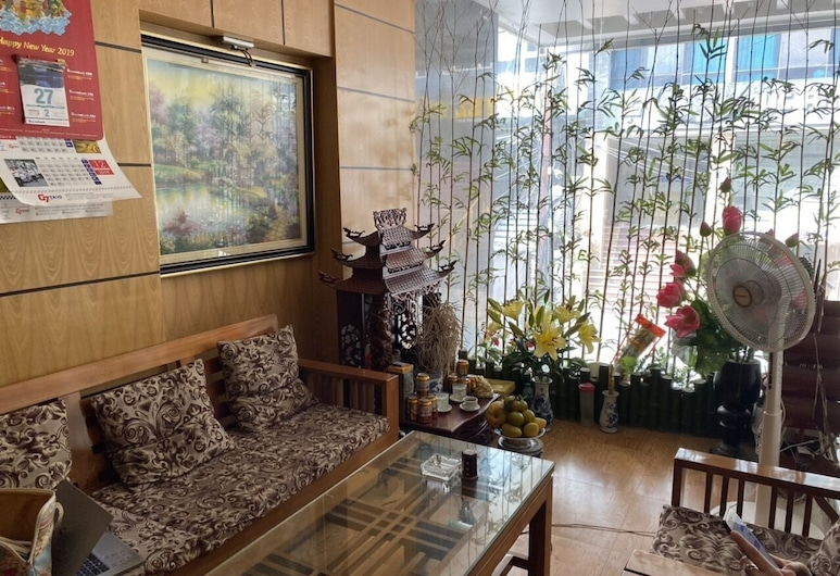 X6 Hotel, Hanoi, Lobby Sitting Area