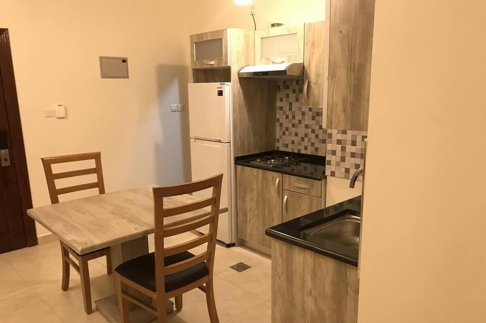Apartament, 1 sypialnia - Wyżywienie w pokoju