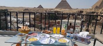 Gambar Golden Pyramids Inn di Giza